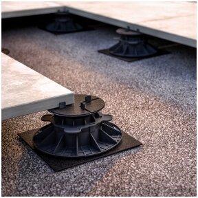 2 cm terasinių plytelių montavimas