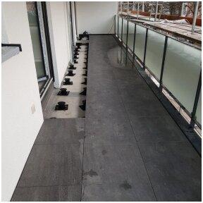 Galerija ( 2 cm akmens  masės plytelės )