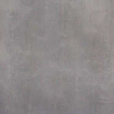 Plytelė Stark Pure Grey 60x60x3 1m2