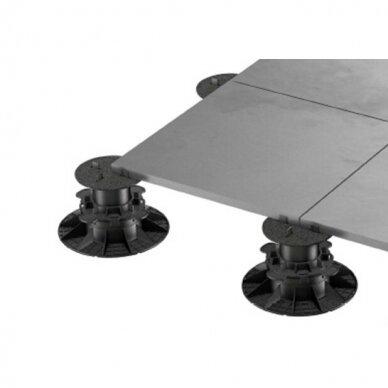 Reguliuojamas pjedestalas 370 mm - 470 mm plytelėms 3