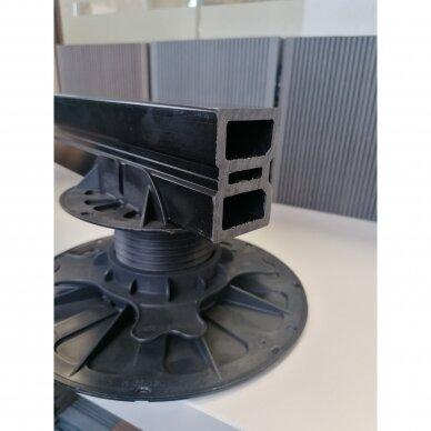 WPC atraminė sija 38x58x3000 mm 3