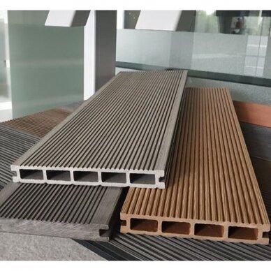 WPC terasinė lenta ART4   Karamelė 1m. 2